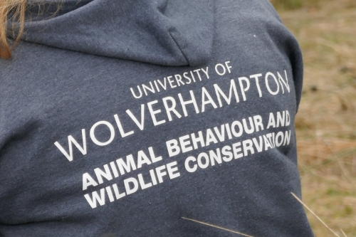 Large Carnivore seminar with University of Wolverhampton.