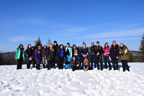 University of Wolverhampton field trip - review