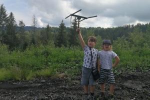 Dzieciaki na wilczym tropie / Childrens on the wolf track - zdjęcie2