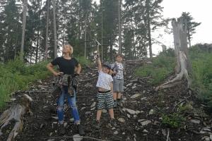 Dzieciaki na wilczym tropie / Childrens on the wolf track - zdjęcie6