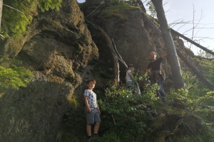 Dzieciaki na wilczym tropie / Childrens on the wolf track - zdjęcie8