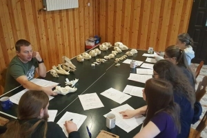 Large Carnivore Seminar - Wiltshire College and University Centre - zdjęcie2