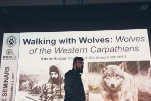 Wolf Lecture in Athenaeum Warminister - zdjęcie2